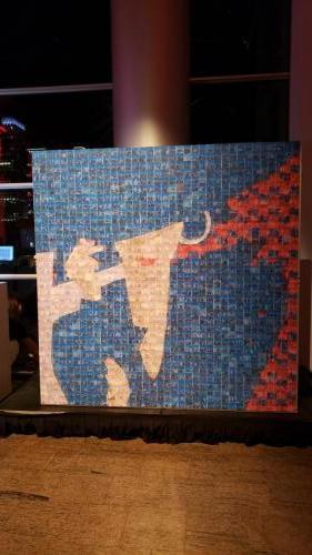 Photo Mosaic Wall Canada